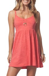 Rip Curl Classic Surf Dress Red