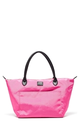 Hayden 'Portugal' Convertible Nylon Tote Hot Pink