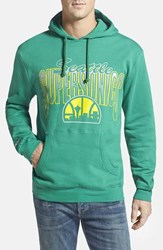 Men's Mitchell And Ness 'Seattle Supersonics' Tailored Fit Hoodie