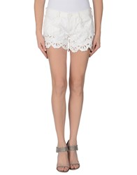 Jacob Cohen Jacob Coh N Denim Denim Shorts Women White