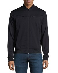 Original Penguin Active Capsule Track Jacket Black