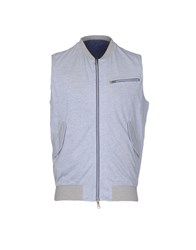 Capobianco Jackets Slate Blue