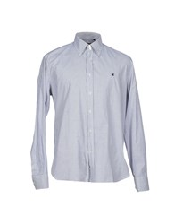 Brooksfield Shirts Shirts Men Dark Blue