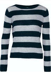 Line Jordan Striped Cashmere Sweater