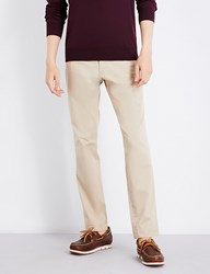 Polo Ralph Lauren Stretch Slim Fit Tapered Chinos Classic Khaki