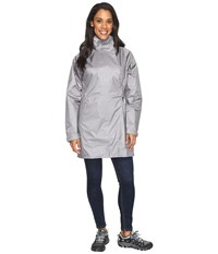 Mountain Hardwear Metro Sky Parka Manta Grey Women's Coat Gray