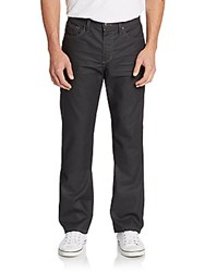 Joe's Jeans Classic Coated Straight Leg Jeans Campbell