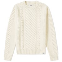 Edwin United Crew Knit Neutrals