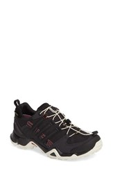 Adidas Women's Terrex Swift R Gtx Hiking Shoe Black Black Tactile Pink