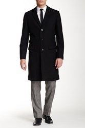 Tiger Of Sweden Dempsey 9 Wool Blend Coat Black