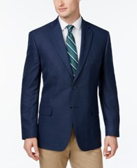 Tasso Elba Knit Classic Fit Sport Coat Only At Macy's