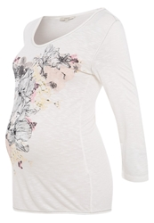 Noppies Saba Long Sleeved Top Off White Off White