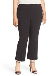 Halogenr Plus Size Women's Halogen 'Taylor' Crop Flare Leg Pants