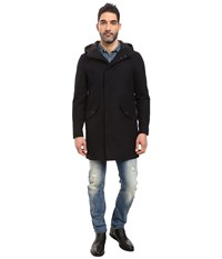 7 Diamonds Dublin Jacket Navy Men's Coat