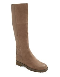 Gentle Souls Winfiled Riding Boots Mushroom