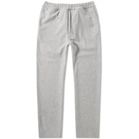 Acne Studios Andy Lg Flannel Pant Grey