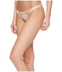 Agent Provocateur L'agent By Angelica Mini Brief Nude Ivory Underwear Beige