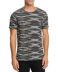 Native Youth Hydrology Space Dye Tee Black