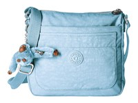 Kipling Sebastian Crossbody Serenity Cross Body Handbags Blue
