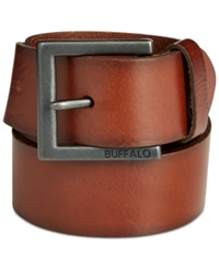 Buffalo David Bitton Distressed Leather Belt