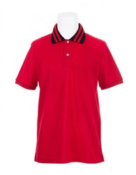 Gucci Loved Polo Red Inchiost