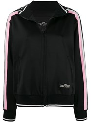 Marc Jacobs The Track Jacket Black