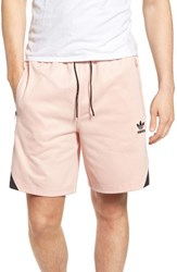 Adidas Men's Originals Woven Trim Jersey Shorts