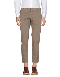 Michael Coal Casual Pants Brown