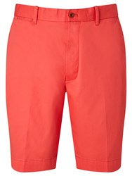 Polo Ralph Lauren Golf By Athletic Shorts Coral Glow