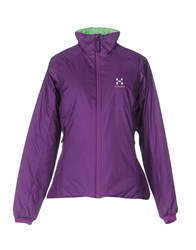 Haglofs Jackets Purple