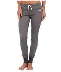 The North Face Half Dome Legging Charcoal Grey Heather Women's Workout Gray