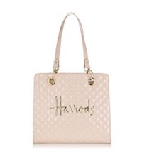 Harrods Christie Bag Small Dusky Pink