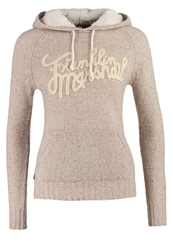 Franklin And Marshall Jumper Chalk Off White