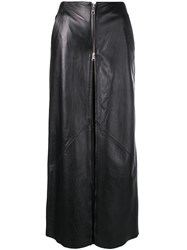 Jean Paul Gaultier Vintage Wide Leg Trousers Black