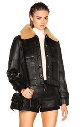 Acne Studios Felipa Jacket In Black