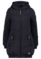 Twintip Winter Coat Black