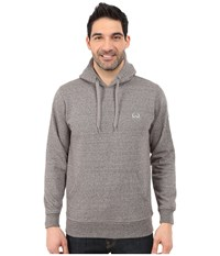 Cinch Pullover Hoodie Charcoal Men's Sweatshirt Gray