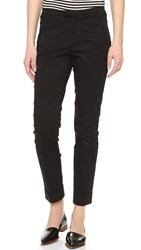 Atm Anthony Thomas Melillo Cuffed Slim Pants Black