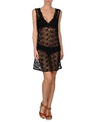 Ermanno Scervino Beachwear Cover Ups Black