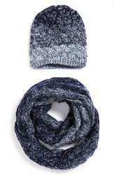 Women's Halogen Marled Infinity Scarf And Beanie