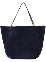 Jimmy Choo Stevie Tote Blue