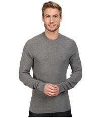 Royal Robbins All Season Merino Thermal Crew Sweater Pewter Men's Sweater