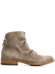 Fiorentini Baker Elina Ankle Boots Grey