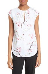 Ted Baker Women's London Neebye Print Top