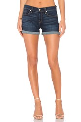 7 For All Mankind Roll Up Short Santiago Canyon