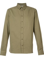 Norse Projects Classic Shirt Green