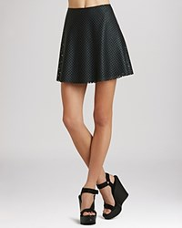 Bcbgeneration Skirt Fit And Flare Mini Black