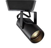 W.A.C. Lighting 007 Low Voltage Track Head Black White Silver