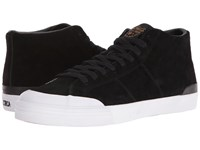 Circa Fremont Mid Black Gold Men's Skate Shoes