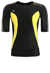 Skins Undershirt Black Citron